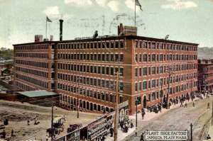 Image of shoe factory