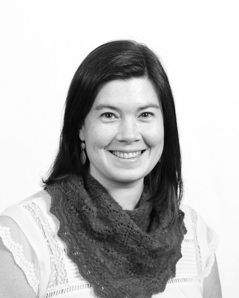 Headshot of Bronwen Tate