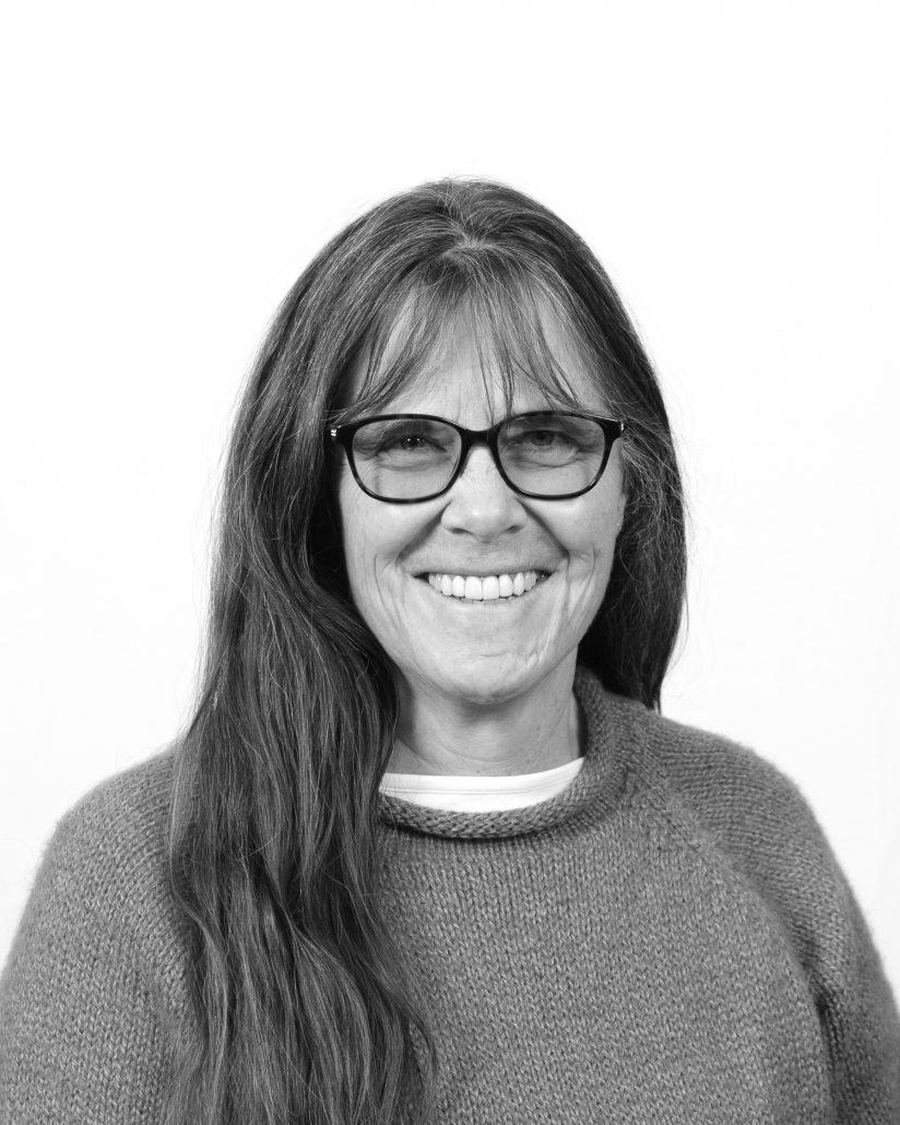 Headshot of Jenny Ramstetter