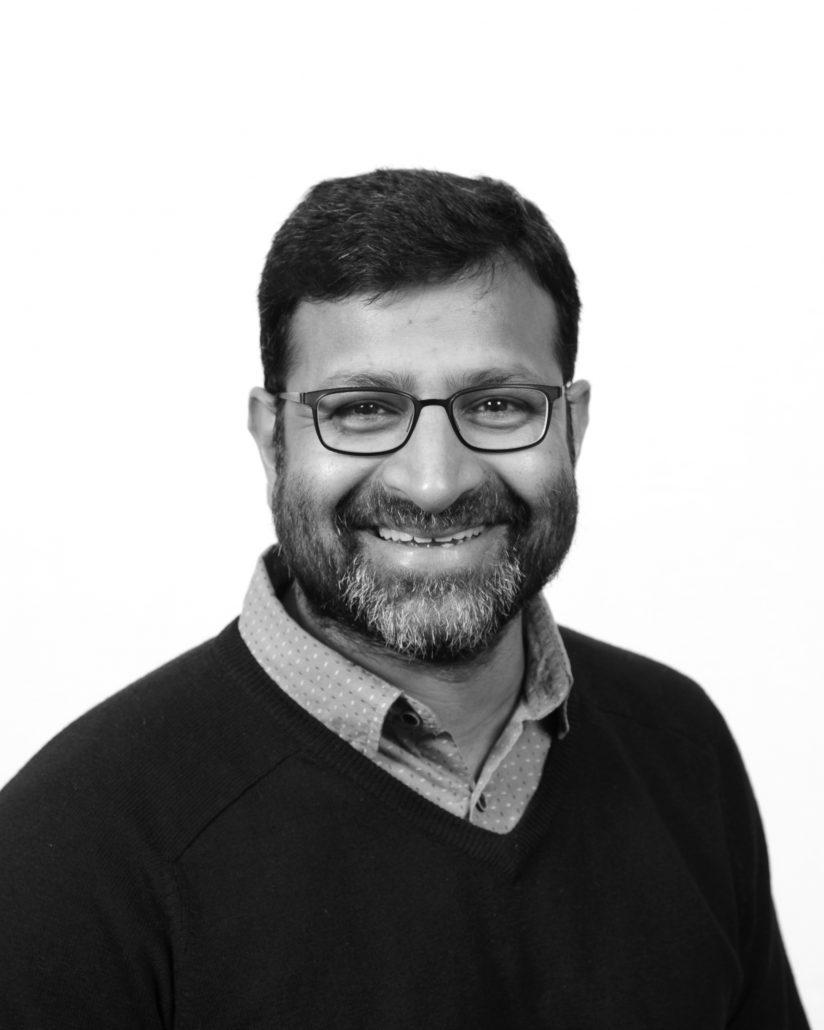 Headshot of Amer Latif