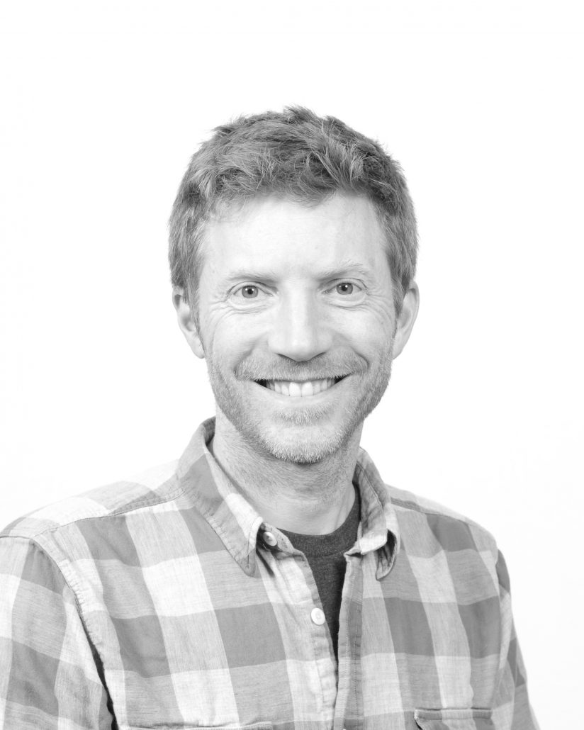 Headshot of David Eichelberger