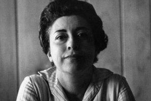 Rosario Castellanos headshot
