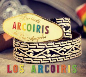 "Flyer that reads ""Los Arcoiris"""