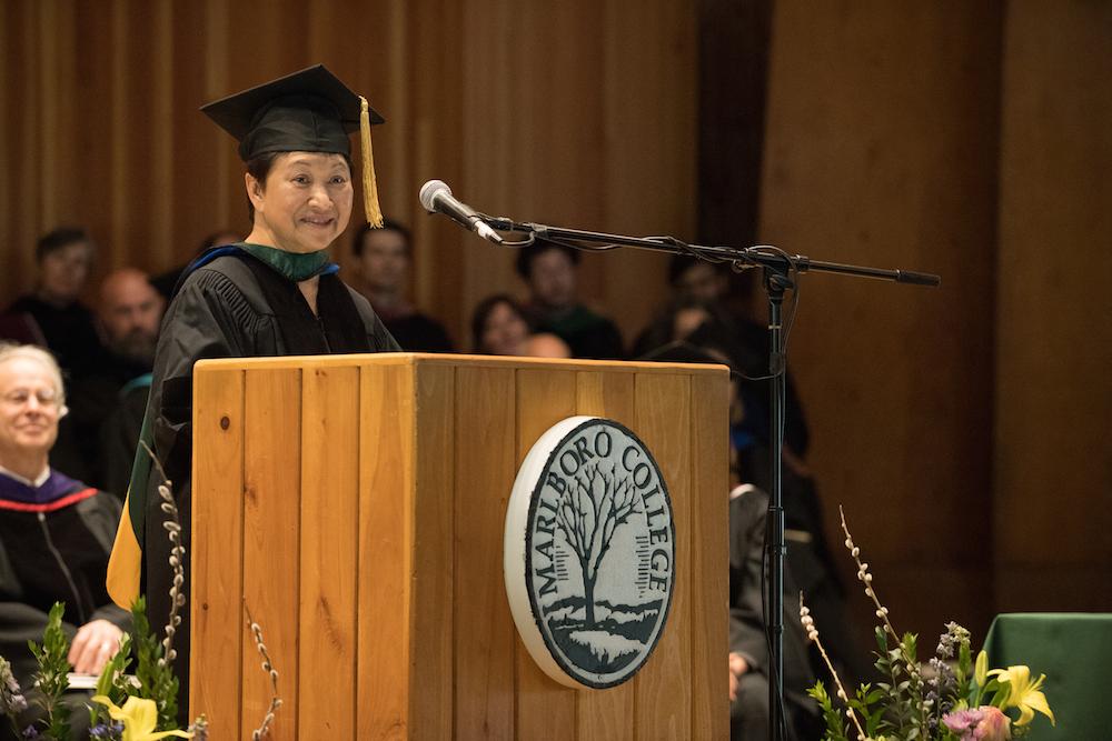 Nadinne Cruz delivers remarks