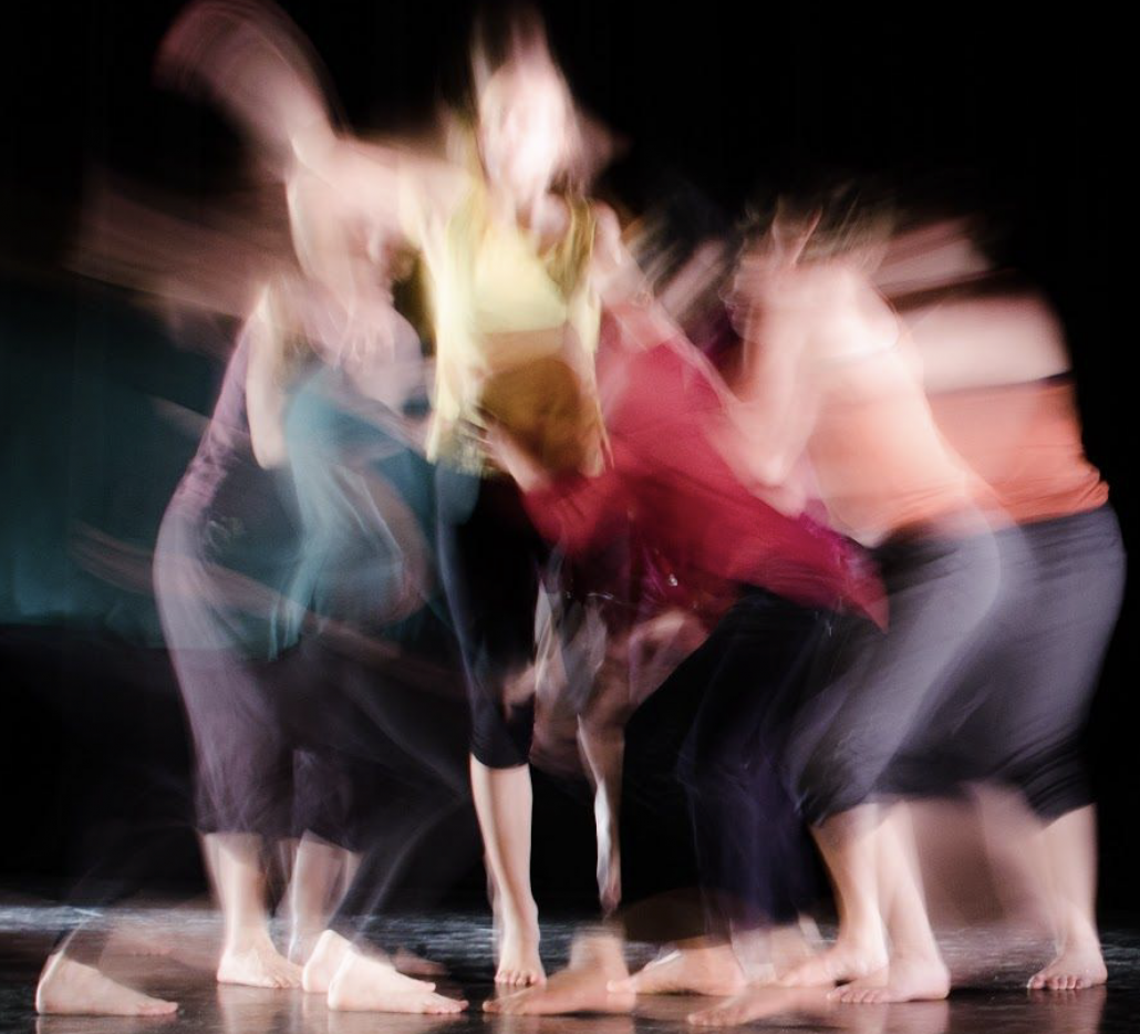 Image of contact improvisation