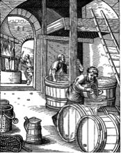 Engraving of Brewers